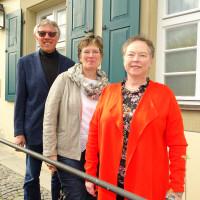 Siegfried Kirchner, Andrea Erkenbrecher, Erika Krauß