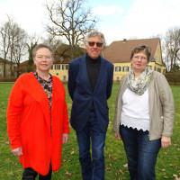 Erika Krauß, Siegfried Kirchner, Andrea Erkenbrecher
