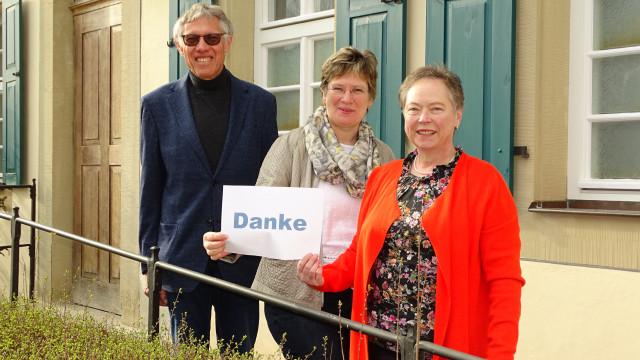 Die neue SPD-Fraktion im Gemeinderat Niederfüllbach bedankt sich für Ihr Vertrauen. Erika Krauß, Andrea Erkenbrecher und Siegfried Kirchner werden sich mit ganzer Kraft für Ihre Belange und das Wohl der Gemeinde einsetzen.